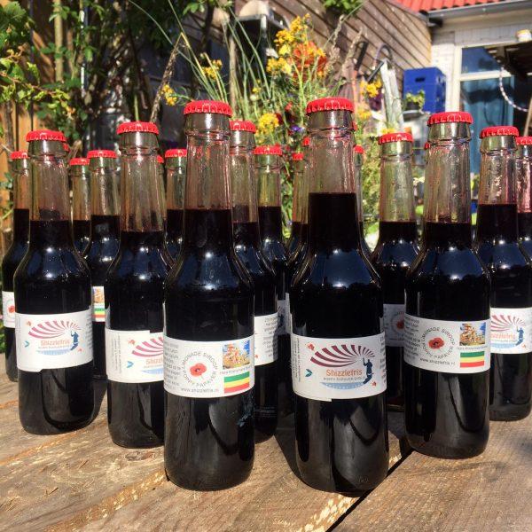 flesjes poppy siroop